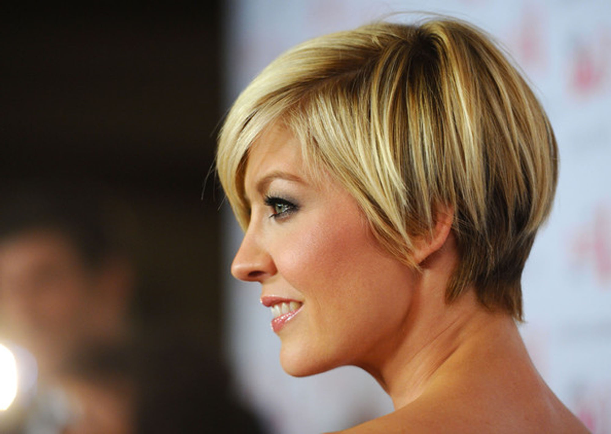 28 Best Hairstyles For Short Hair Inside Women Short To Medium Hairstyles (View 4 of 25)