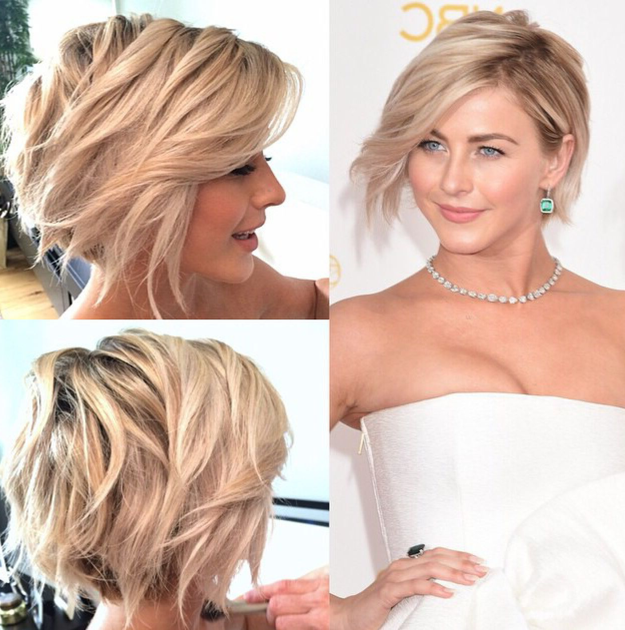 28 Best New Short Layered Bob Hairstyles   Lovely Hairstyles Within Julianne Hough Short Hairstyles (View 15 of 25)