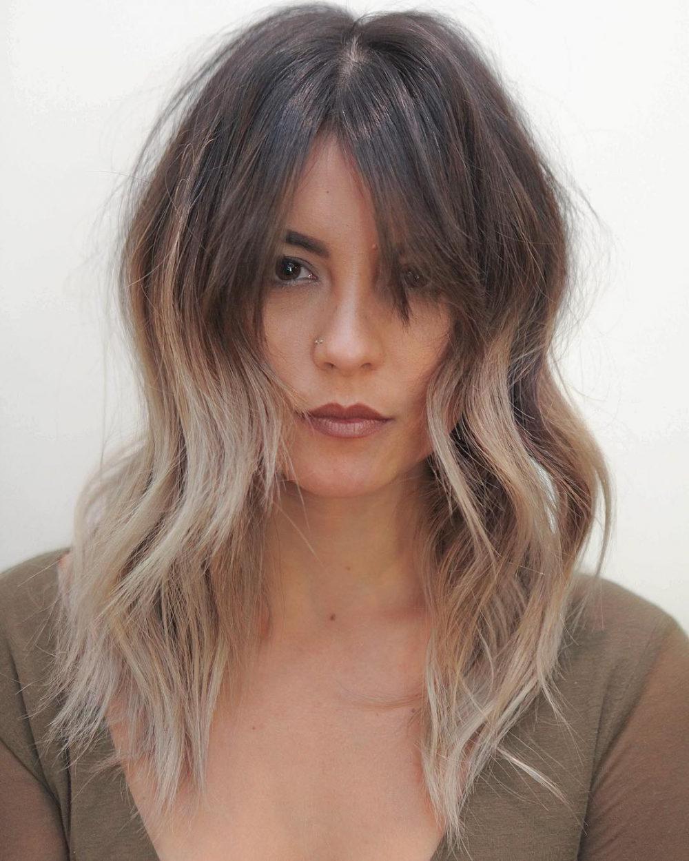 28 Cute Hairstyles For Medium Length Hair (Popular For 2018) Inside Cute Short To Medium Haircuts (View 25 of 25)