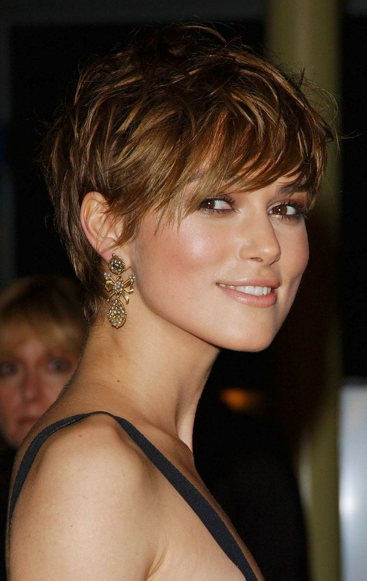 28 Keira Knightley's Most Beautiful Hairstyles | Hairstyles For Keira Knightley Short Haircuts (View 2 of 25)