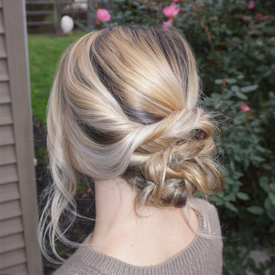 28 Super Easy Prom Hairstyles To Try In Homecoming Short Hairstyles (View 20 of 25)