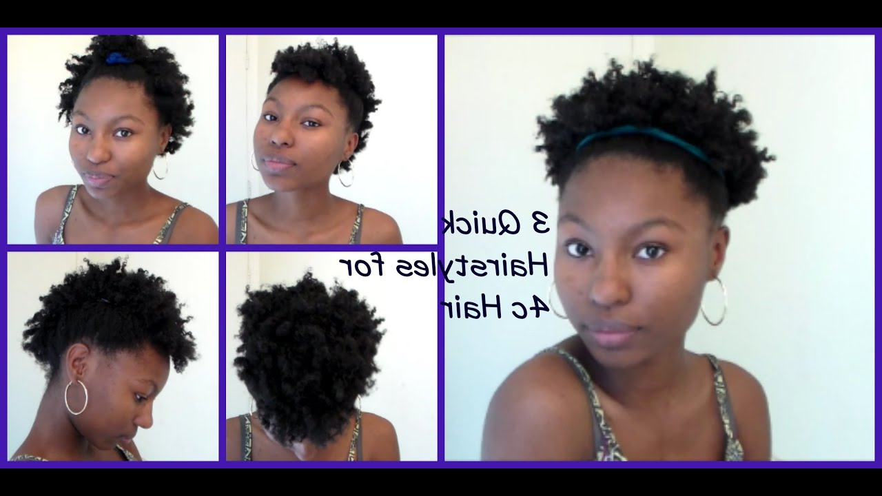 Featured Photo of 4C Short Hairstyles