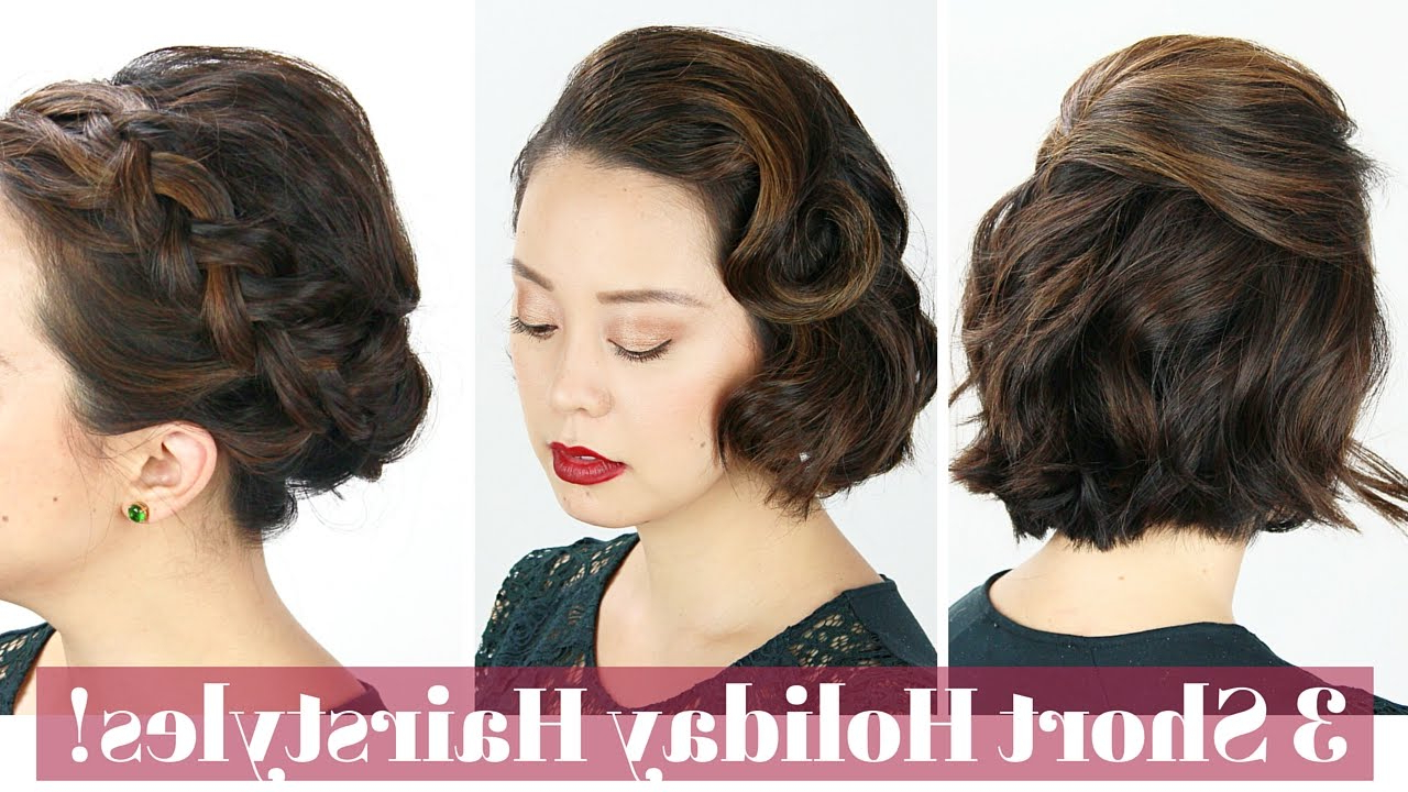 Featured Photo of Special Occasion Short Hairstyles