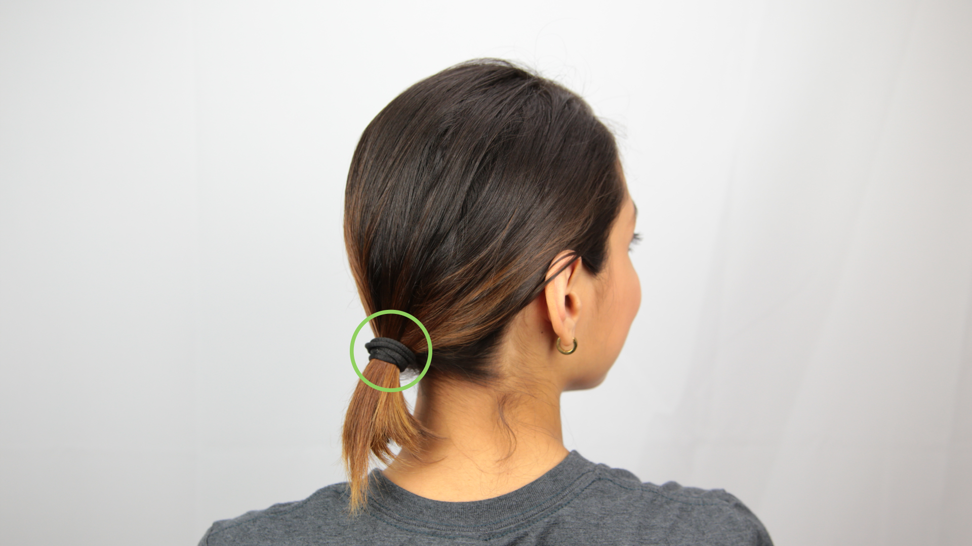 3 Ways To Make A Bun For Short Hair – Wikihow With Shorter Black Messy Hairstyles (View 10 of 25)