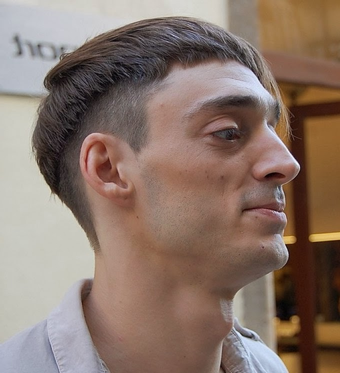 30 Adorable Bowl Cut Hairstyles For Guys – Men's Hairstyles 2019 Regarding Tapered Bowl Cut Hairstyles (View 7 of 25)