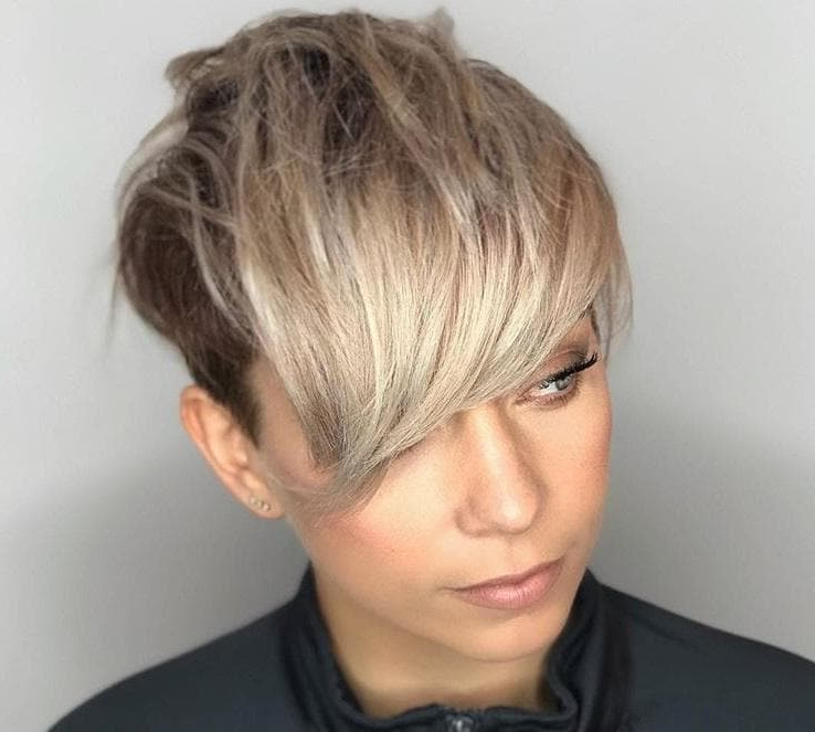 30 Ash Blonde Colours That Are About To Be Everywhere   All Things Within Black And Ash Blonde Pixie Bob Hairstyles (View 21 of 25)