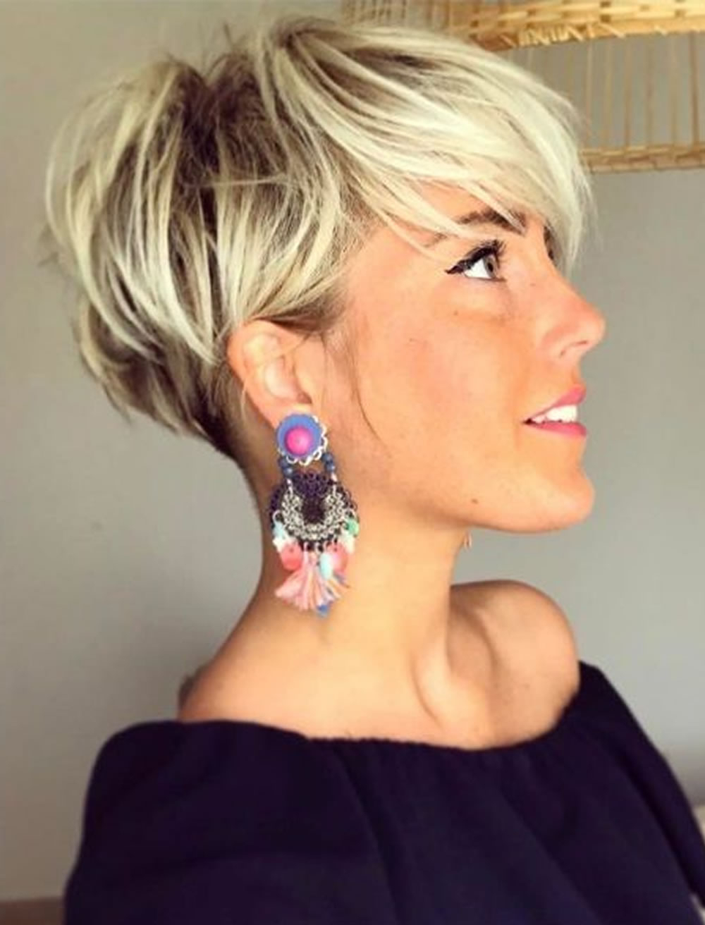 30 Best Asymmetric Short Haircuts For Women Of All Time – Hairstyles Inside Symmetrical Short Haircuts (View 9 of 25)
