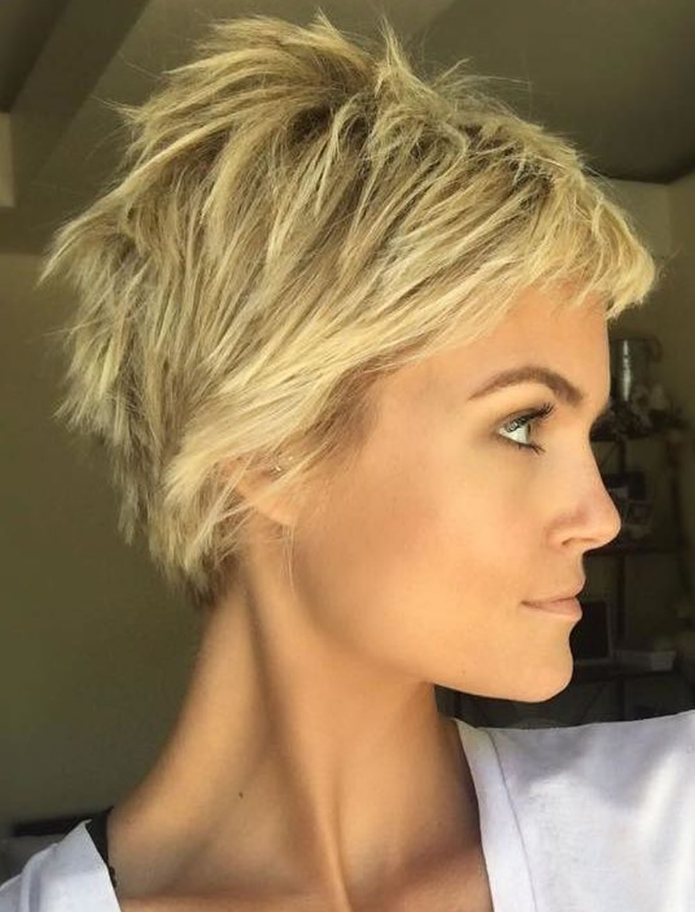 30 Best Asymmetric Short Haircuts For Women Of All Time – Hairstyles Regarding Symmetrical Short Haircuts (View 10 of 25)