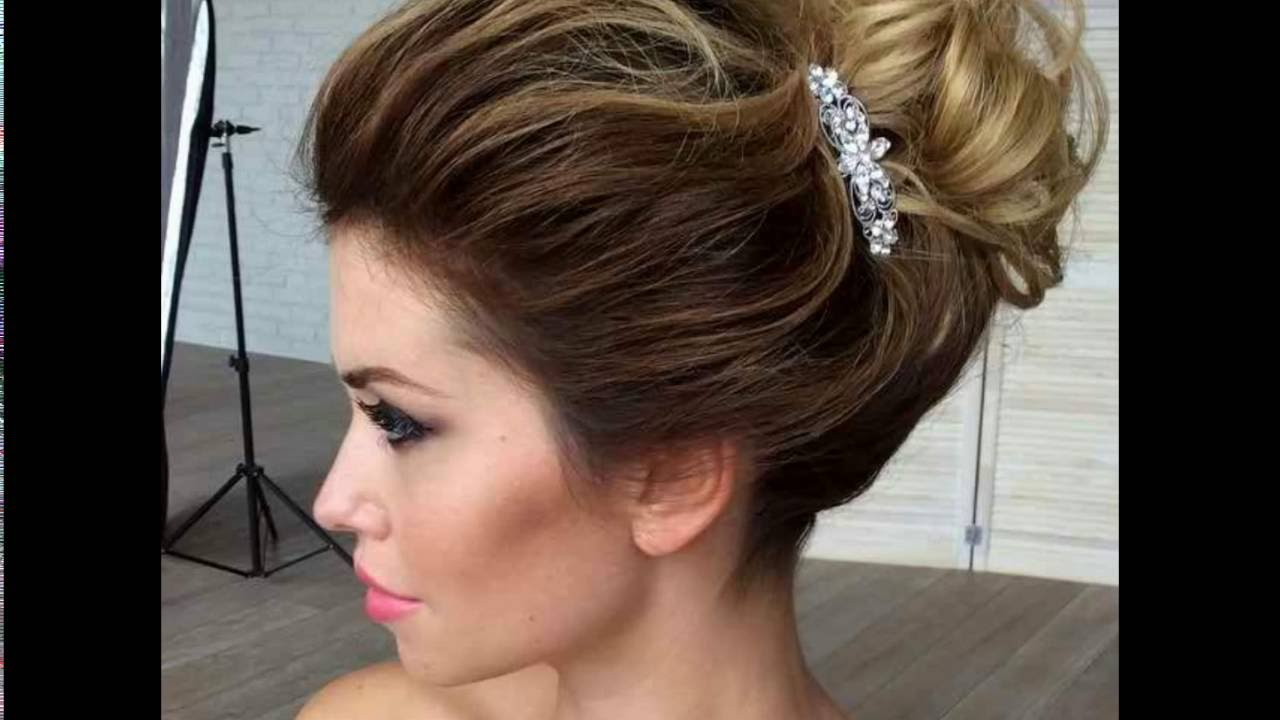 30 Bridesmaid Hairstyles For Short Hair Updos | Bridesmaid Pertaining To Short Hairstyles For Weddings For Bridesmaids (View 4 of 25)