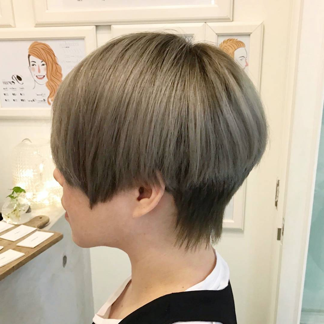 30 Cute Pixie Cuts: Short Hairstyles For Oval Faces – Popular Haircuts Throughout Short Hairstyles For Oval Face Thick Hair (View 3 of 25)