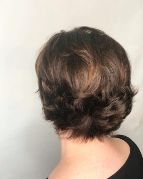 30 Hottest Short Layered Haircuts Right Now (Trending For 2018) Throughout Short Layered Hairstyles (View 5 of 25)