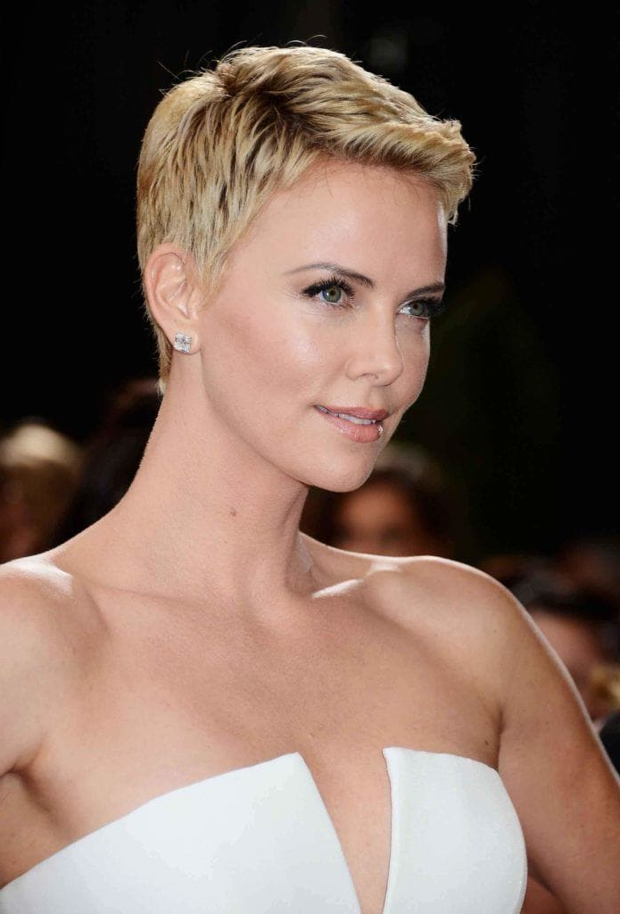 30 Pretty Pixie Cuts Styles Adoreda List Celebrities | All For Long Disheveled Pixie Haircuts With Balayage Highlights (View 23 of 25)