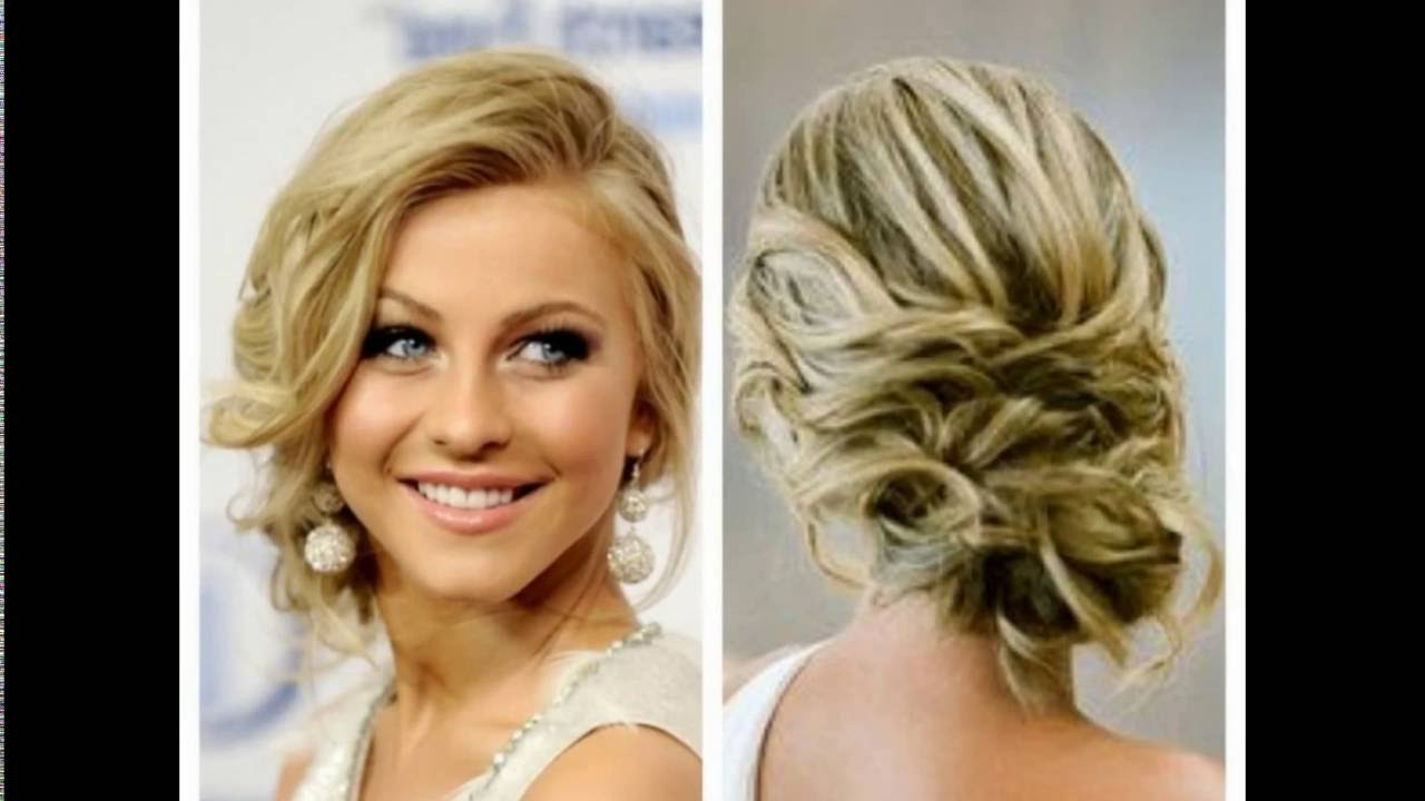 30 Prom Hairstyles For Short Hair With Bangs | Prom Hairstyles For Regarding Short Hairstyles For Prom Updos (View 13 of 25)