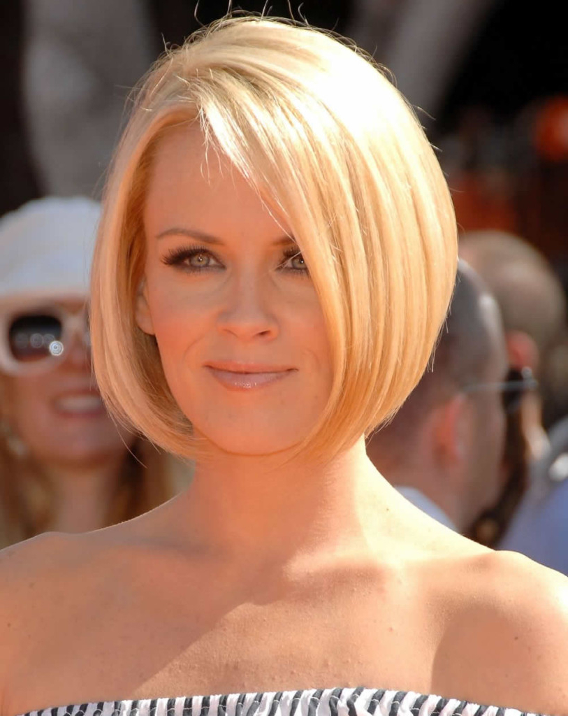 30 Short Hairstyles For Thin Hair To Enhance The Elegance And Throughout Medium To Short Haircuts For Thin Hair (View 21 of 25)
