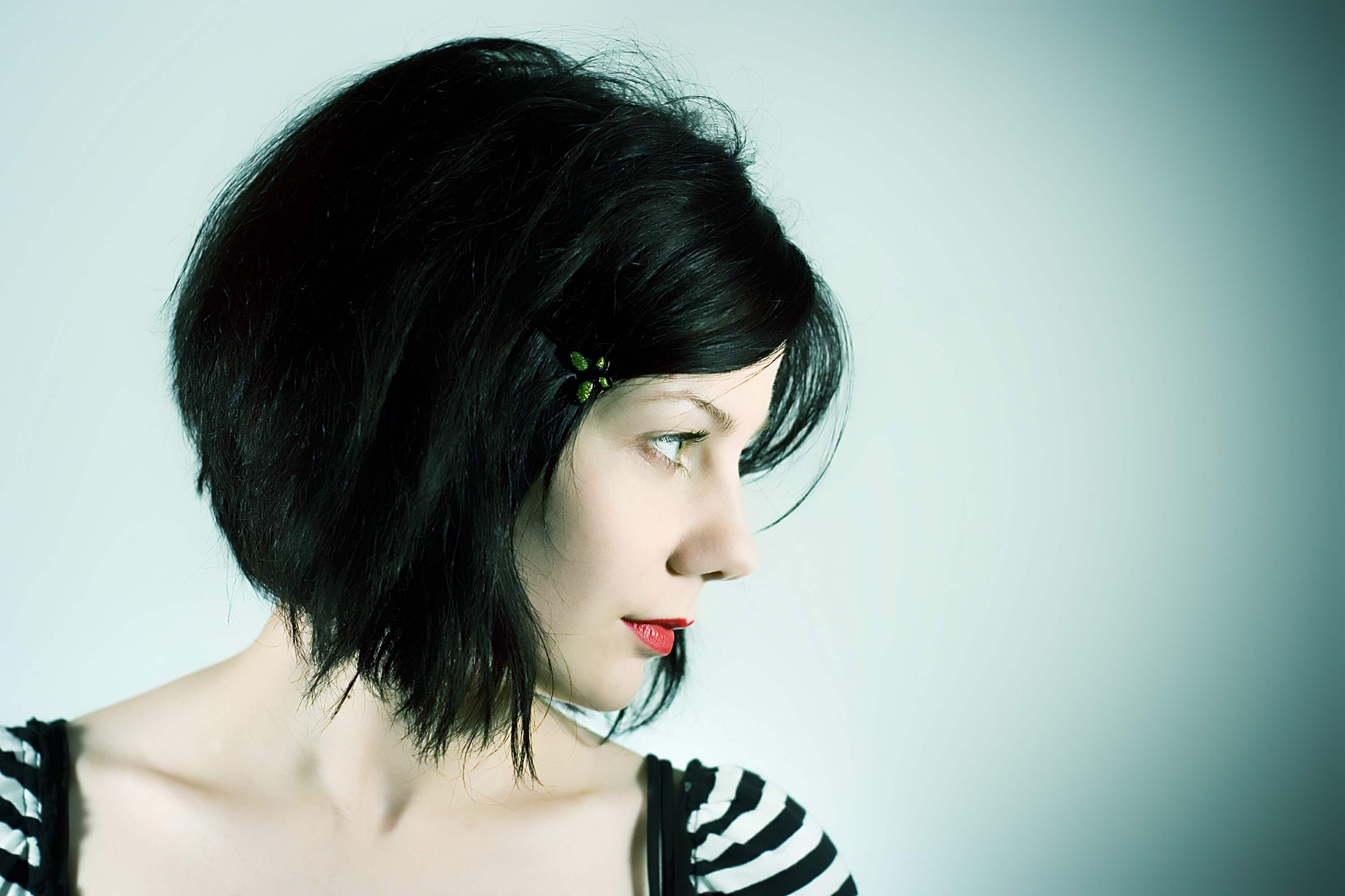 30 Stacked Bob Haircuts For Sophisticated Short Haired Women Regarding 20S Short Hairstyles (View 18 of 25)