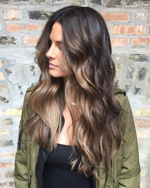 30 Trendiest Bronde Hair Color Ideas To Pump Up Your Style Regarding Wavy Bronde Bob Shag Haircuts (View 19 of 25)