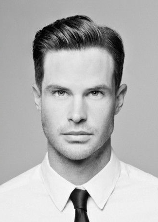 30 Ways Wear The Side Part Hairstyle – Modern Men's Guide With Short Haircuts With Side Part (View 7 of 25)