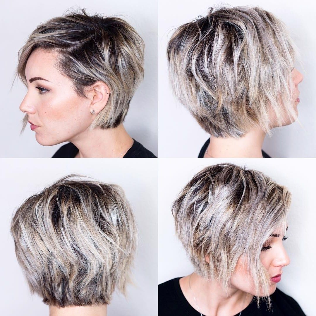 30 Wonderful Short Hairstyle For Long Face | Short Hairstyles Pertaining To Short Haircuts For Oblong Face (View 5 of 25)