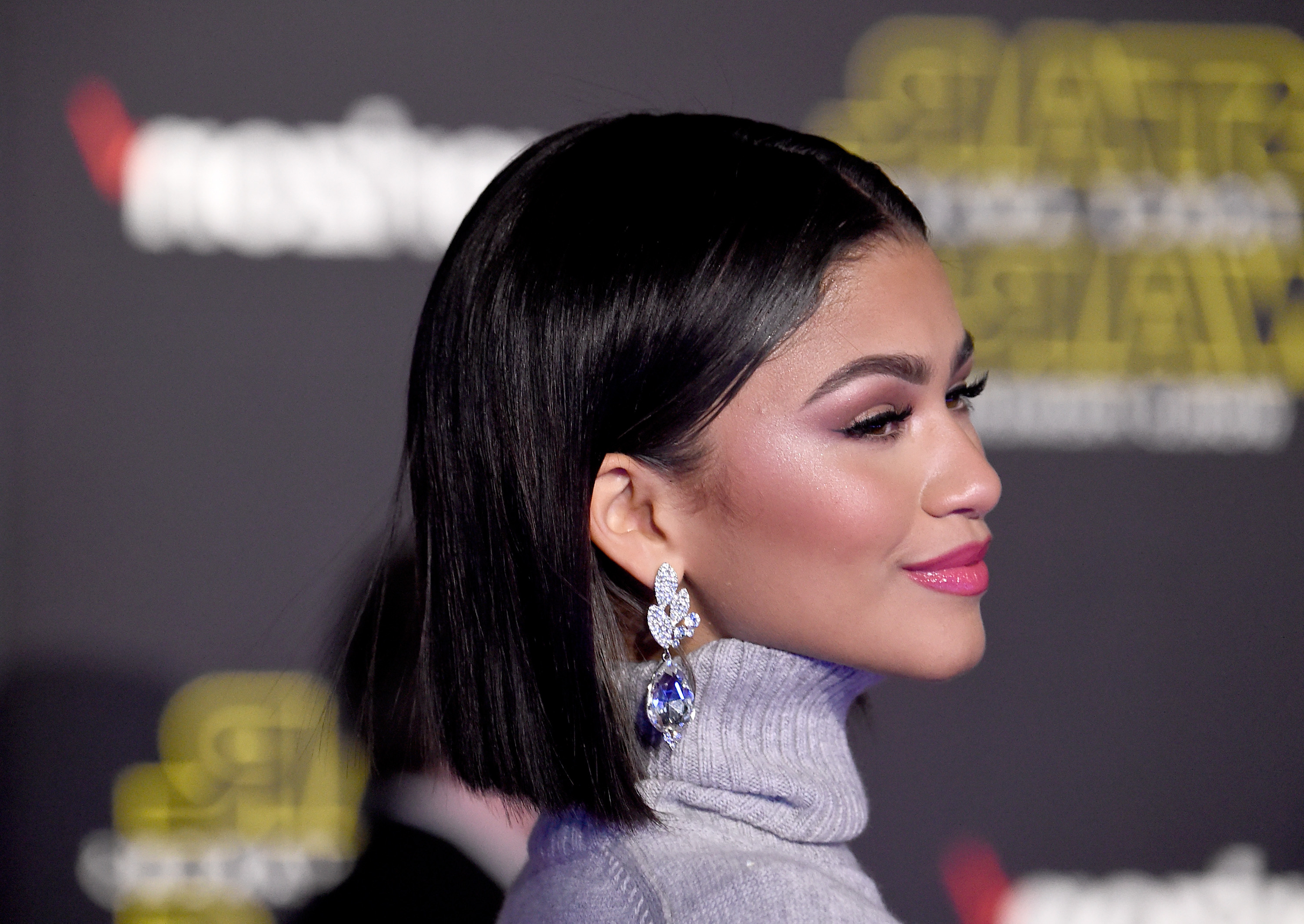 31 Female Celebs With Short Hair That'll Convince You To Make The In Cute Celebrity Short Haircuts (View 7 of 25)