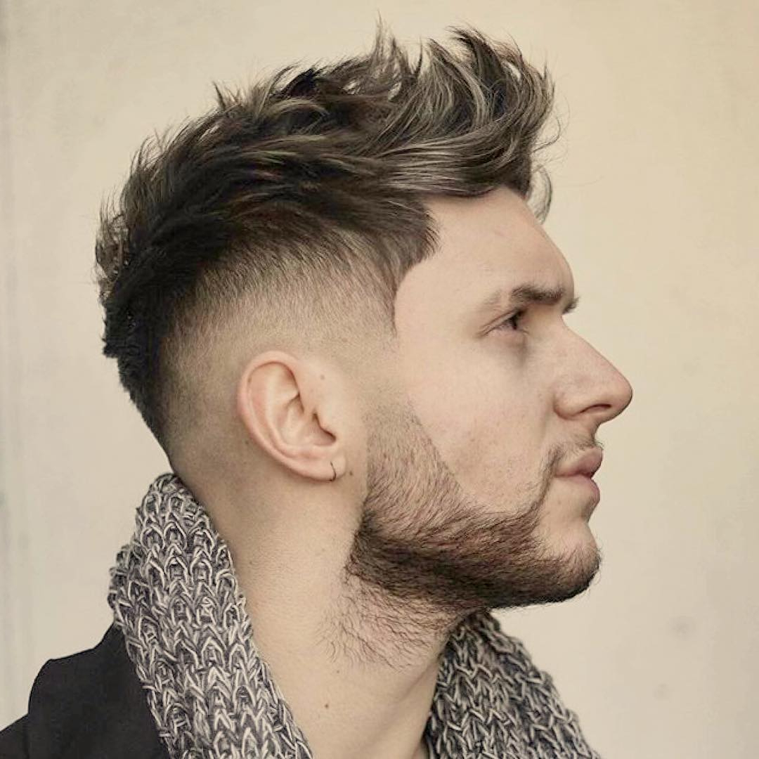 31+ Men Short Haircut Ideas, Designs | Hairstyles | Design Trends In Short Hair Cut Designs (View 25 of 25)