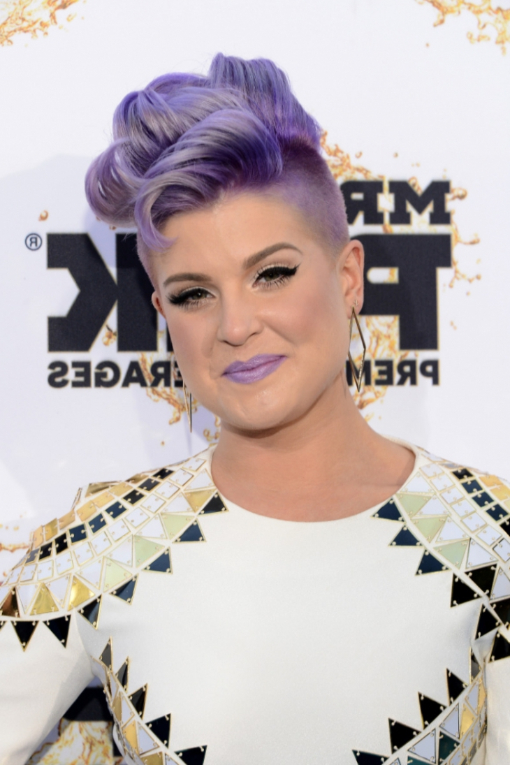 31+ Short Curly Hairstyles Designs, Ideas | Haircuts | Design Trends With Regard To Kelly Osbourne Short Haircuts (View 17 of 25)