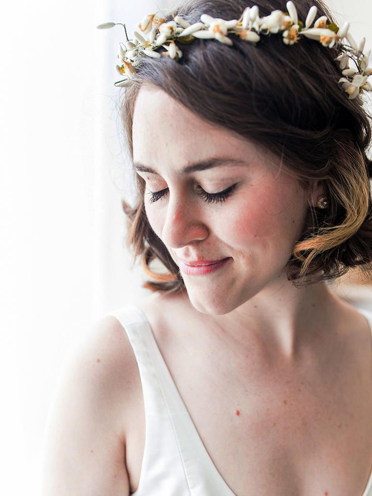 31 Stunning Wedding Hairstyles For Short Hair | Random – Wedding Inside Bohemian Short Hairstyles (View 6 of 25)