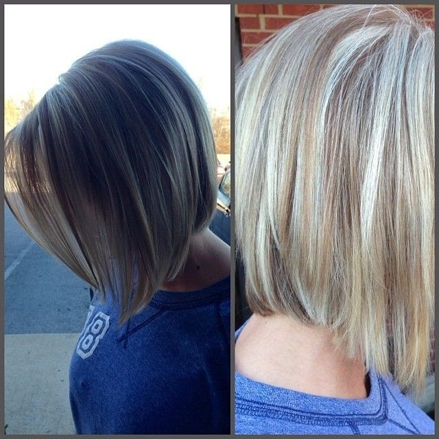 32 Fantastic Bob Haircuts For Women 2015 – Pretty Designs With Regard To Short Stacked Bob Blowout Hairstyles (View 22 of 25)