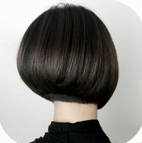 32 Latest Bob Haircuts For The Season – Pretty Designs Regarding Short Bob Hairstyles With Tapered Back (View 8 of 25)
