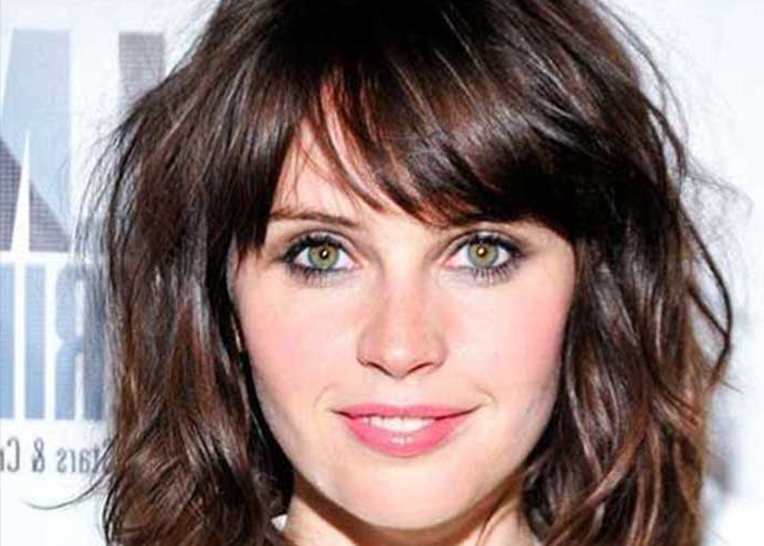 32 Perfect Hairstyles For Round Face Women Throughout Neat Short Rounded Bob Hairstyles For Straight Hair (View 6 of 25)