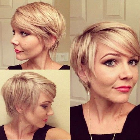 32 Stylish Pixie Haircuts For Short Hair | Short Haircuts, Haircuts Intended For Stylish Grown Out Pixie Hairstyles (View 11 of 25)