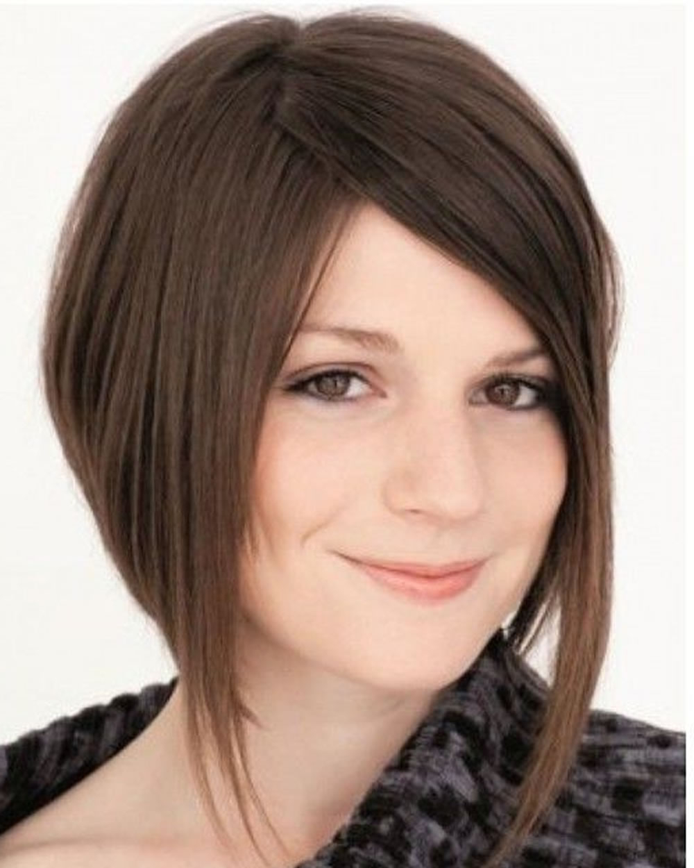 33 Best Short Bob Haircuts With Bangs And Layered Bob Hairstyles With Regard To Layered Short Hairstyles With Bangs (View 15 of 25)