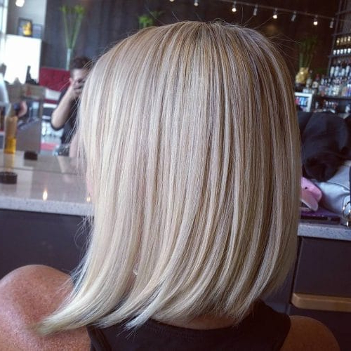 33 Hottest A Line Bob Haircuts You'll Want To Try In 2018 Regarding Southern Belle Bob Haircuts With Gradual Layers (View 14 of 25)