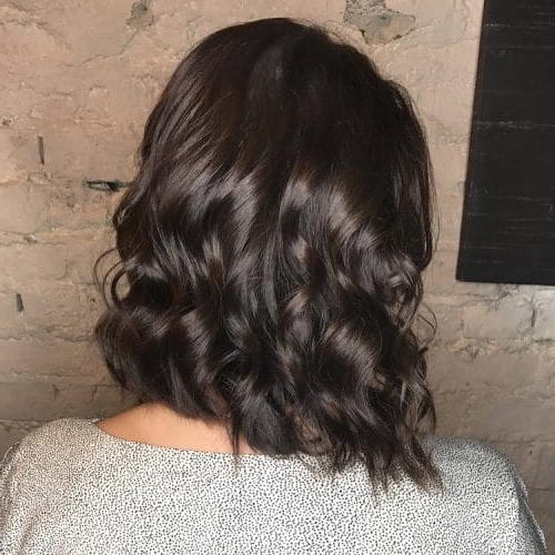 33 Hottest A Line Bob Haircuts You'll Want To Try In 2018 Throughout Southern Belle Bob Haircuts With Gradual Layers (View 15 of 25)