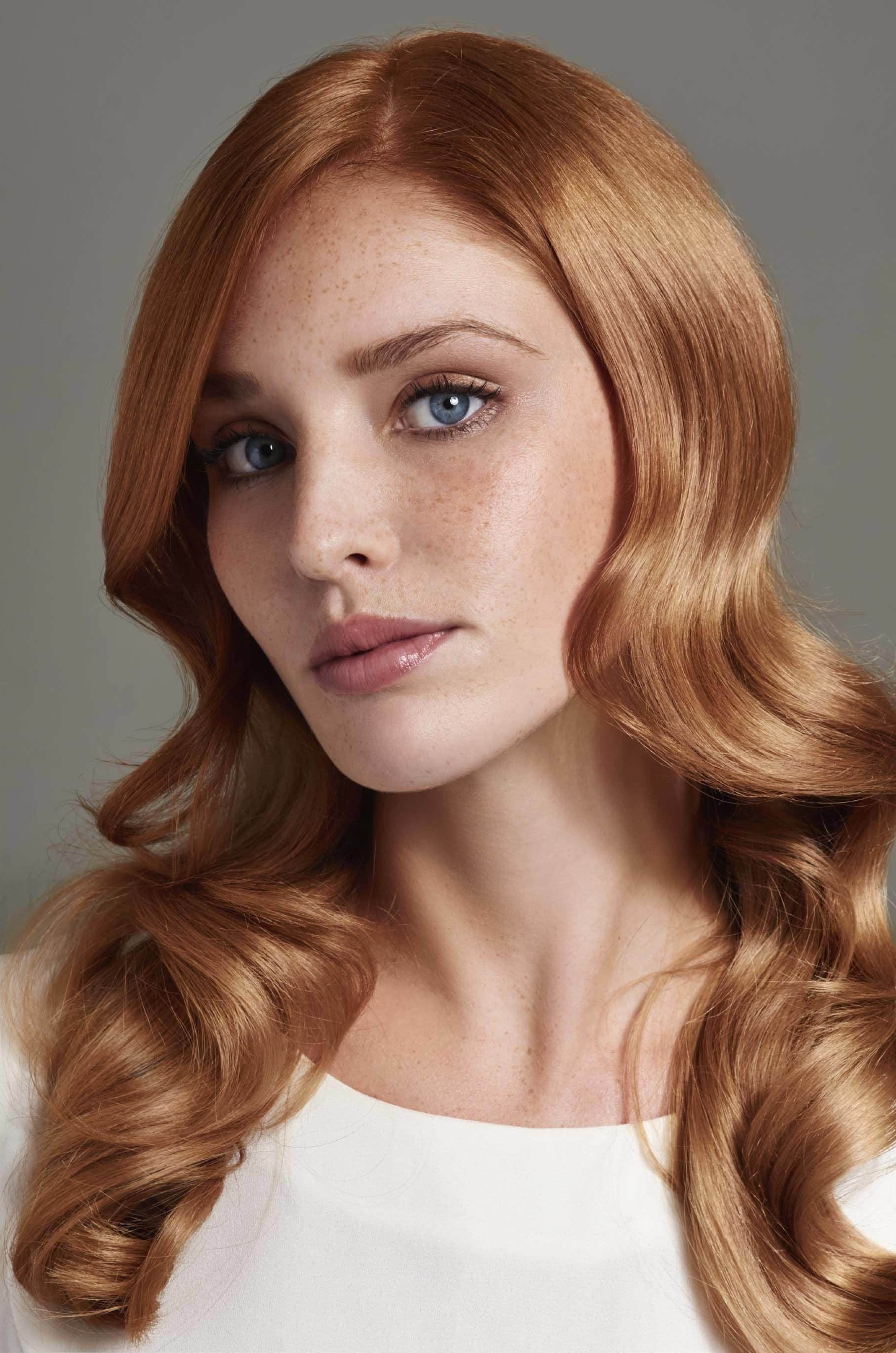 34 Cool Ways To Wear Strawberry Red Blonde Hair: Tones, Shades And Regarding Strawberry Blonde Short Hairstyles (View 23 of 25)