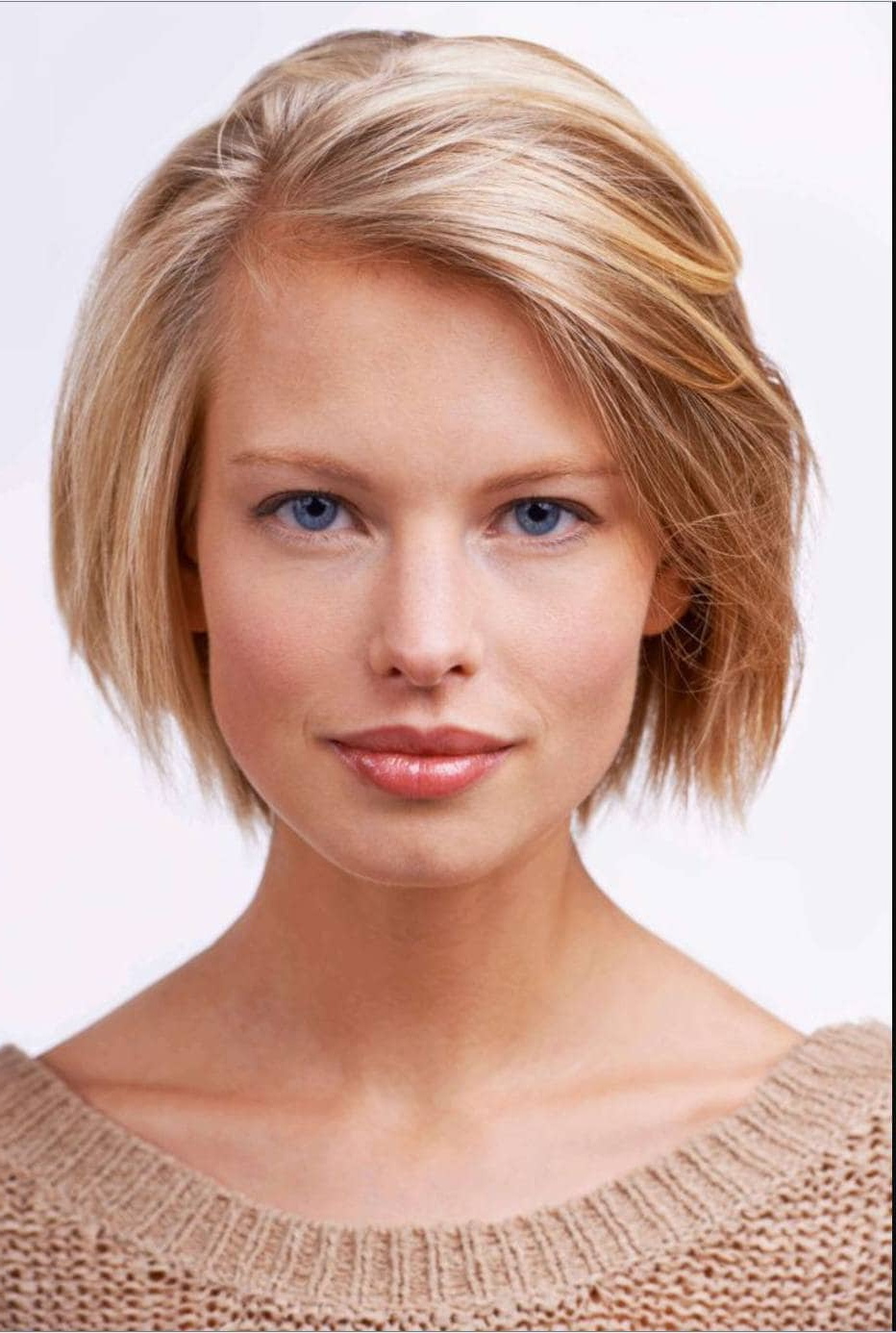 34 Cool Ways To Wear Strawberry Red Blonde Hair: Tones, Shades And Within Strawberry Blonde Short Hairstyles (View 18 of 25)