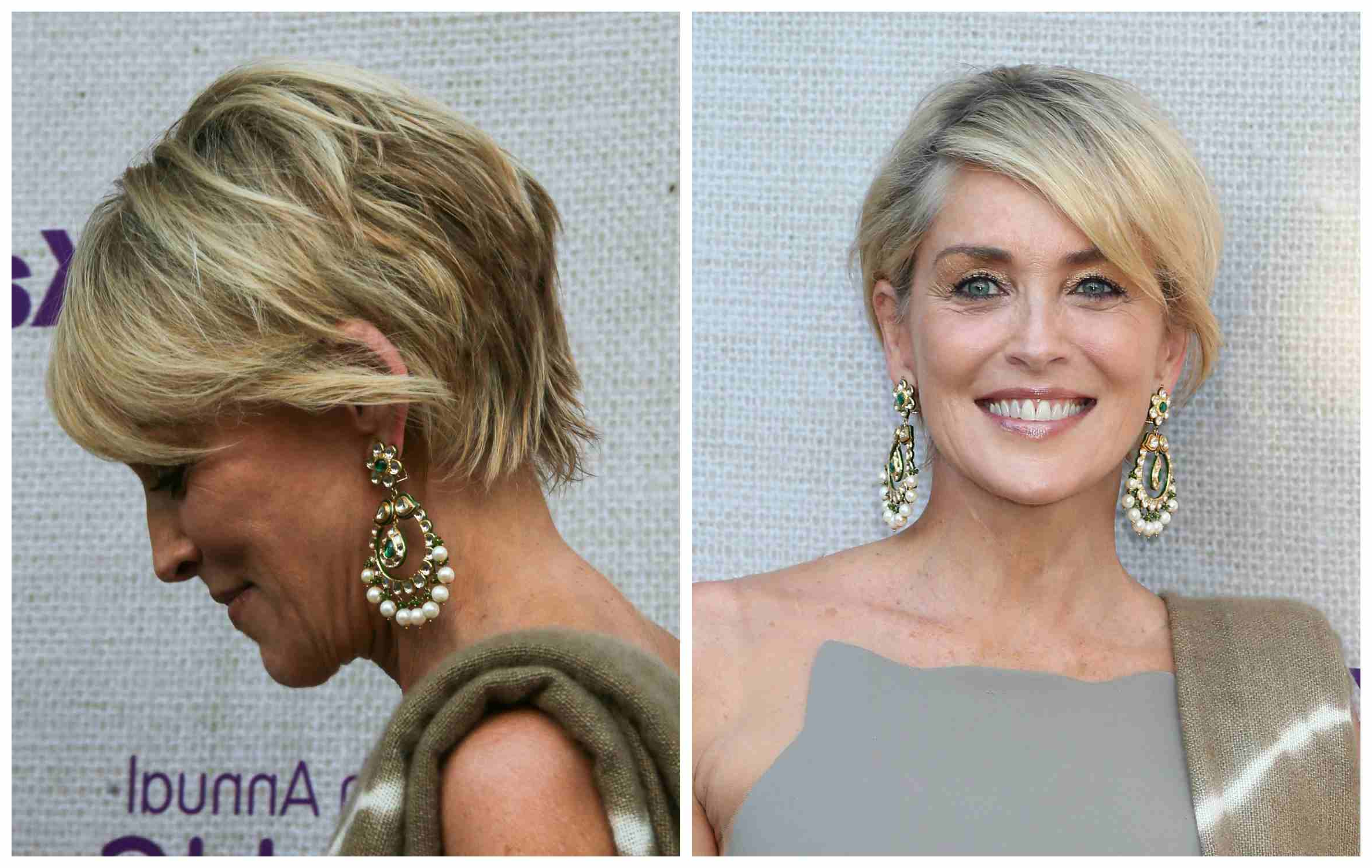 34 Gorgeous Short Haircuts For Women Over 50 Intended For Short Hairstyles For The Over 50S (View 2 of 25)