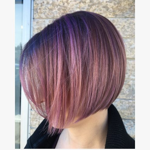 34 Greatest Short Haircuts And Hairstyles For Thick Hair For 2018 Regarding Smooth Bob Hairstyles For Thick Hair (View 13 of 25)