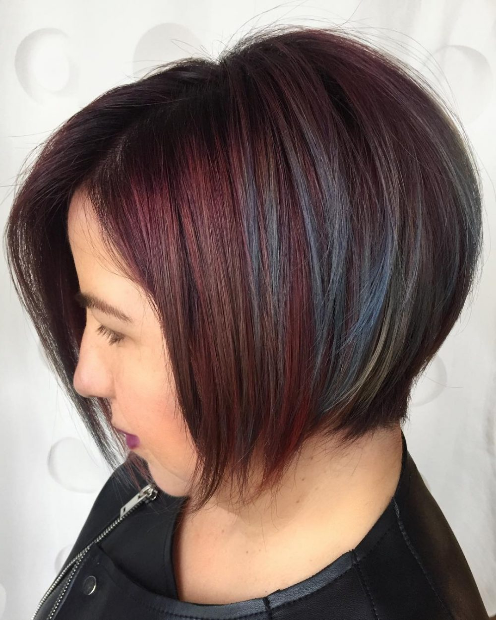 34 Greatest Short Haircuts And Hairstyles For Thick Hair For 2018 Within Edgy Short Bob Haircuts (View 7 of 25)