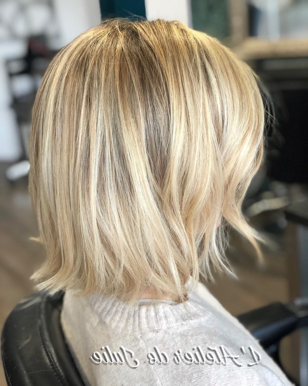 34 Perfect Short Haircuts And Hairstyles For Thin Hair (2018) Inside Medium To Short Haircuts For Thin Hair (View 3 of 25)