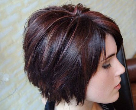 35 Best Bob Hairstyles In 2018 | Hair | Pinterest | Hair, Hair With Regard To Black Inverted Bob Hairstyles With Choppy Layers (View 14 of 25)