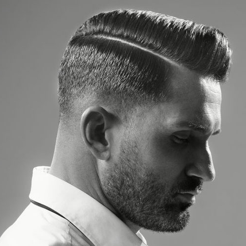 35 Best Side Part Haircuts: Classic Hairstyles For Modern Gentlemen 2018 For Short Haircuts With Side Part (View 3 of 25)
