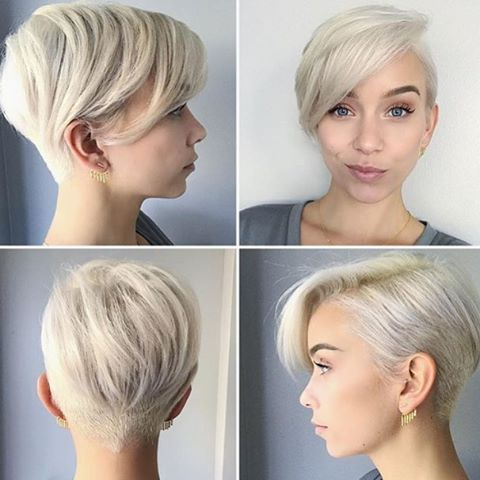 35 Fabulous Short Haircuts For Thick Hair Regarding Layered Tapered Pixie Hairstyles For Thick Hair (View 21 of 25)