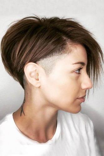 35 Sexy Asymmetrical Bob Haircuts   Lovehairstyles Regarding Chic Asymmetrical Haircuts (View 11 of 25)