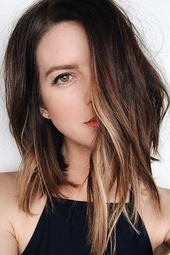 35 Sexy Asymmetrical Bob Haircuts   Lovehairstyles Within Chic Asymmetrical Haircuts (View 21 of 25)