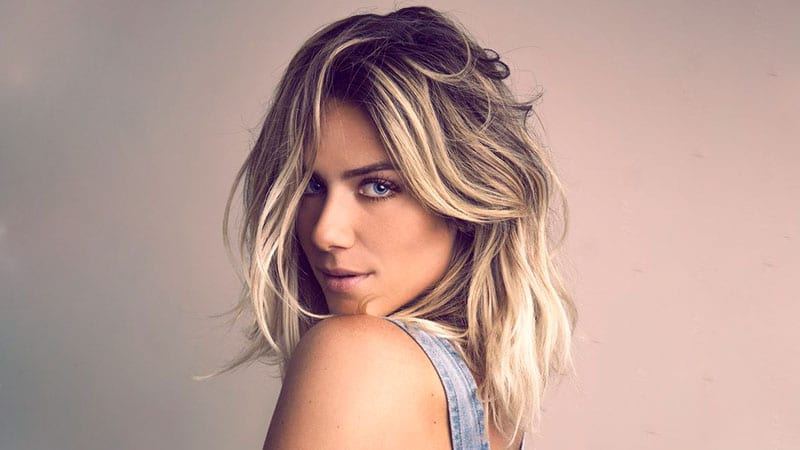 35 Sexy Long Bob Hairstyles You Should Try – The Trend Spotter Intended For Disheveled Brunette Choppy Bob Hairstyles (View 22 of 25)