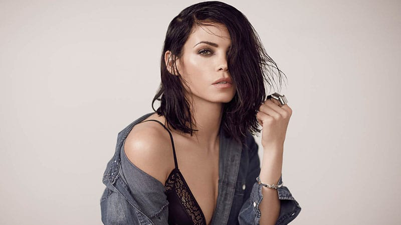 35 Sexy Long Bob Hairstyles You Should Try – The Trend Spotter Pertaining To Disheveled Brunette Choppy Bob Hairstyles (View 20 of 25)