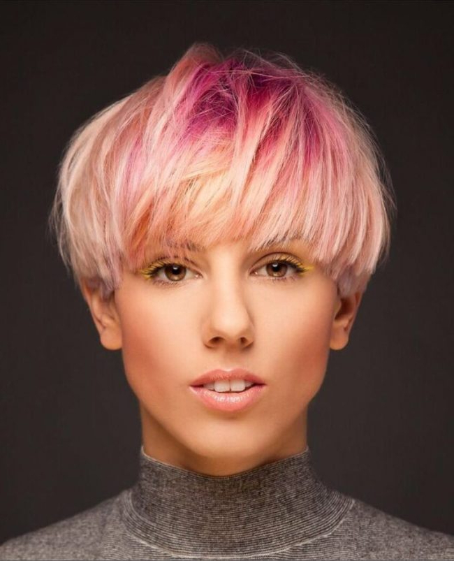 35 Trendy Bowl Cut Hairstyles — Classy Makes A Comeback With Tapered Bowl Cut Hairstyles (View 11 of 25)