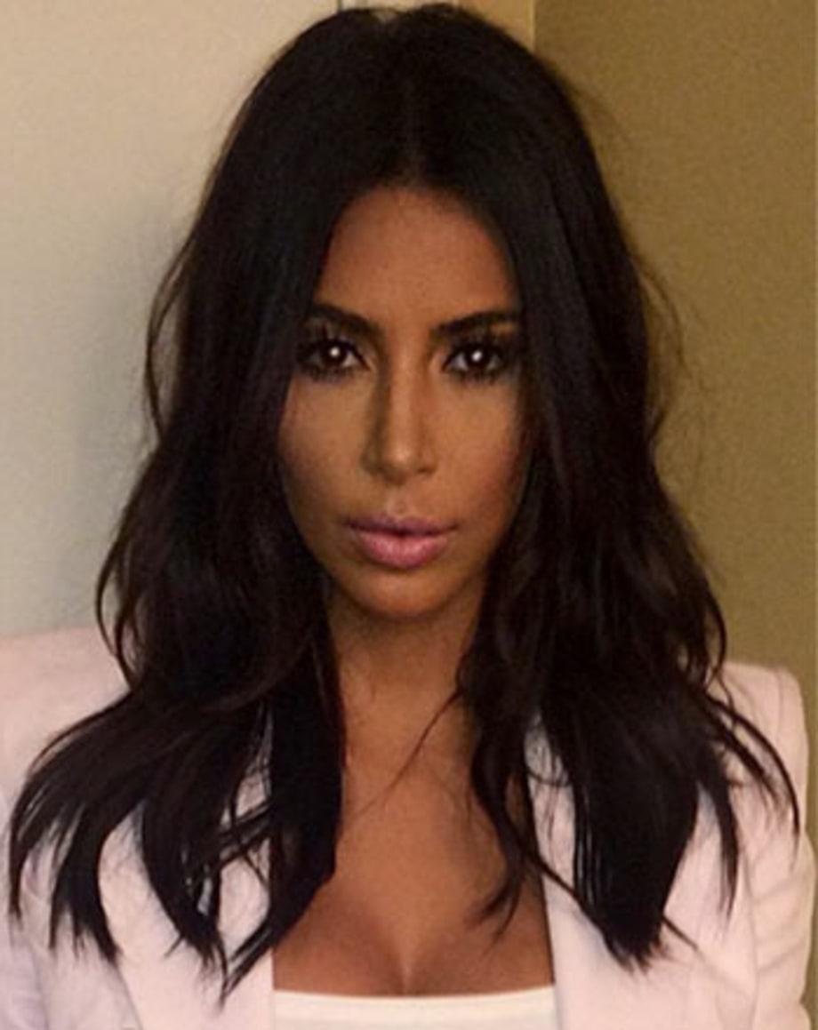 35 Unique Kim Kardashian Short Haircut | Unique Kitchen Design With Regard To Kim Kardashian Short Hairstyles (View 16 of 25)