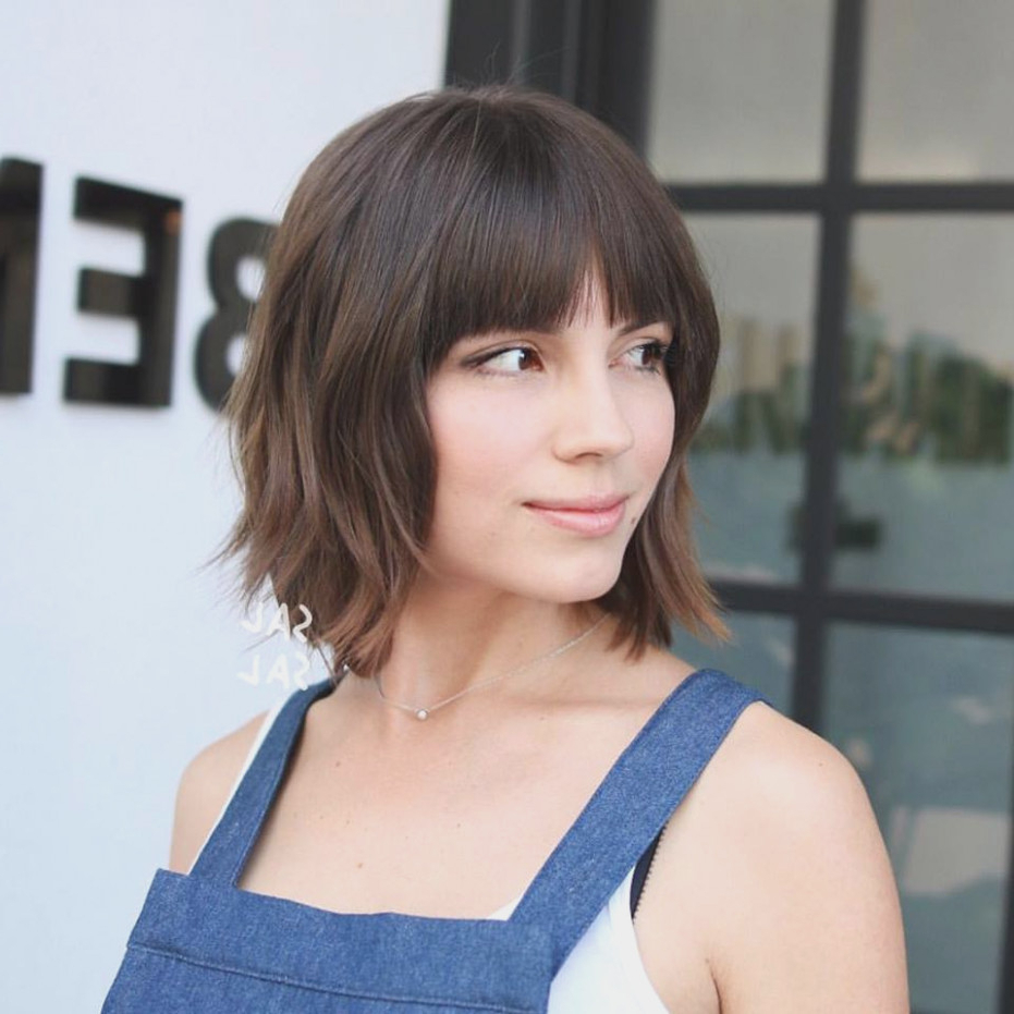 36 Trendiest Low Maintenance Short Haircuts You Would Love To Sport Intended For Easy Maintenance Short Haircuts (View 3 of 25)