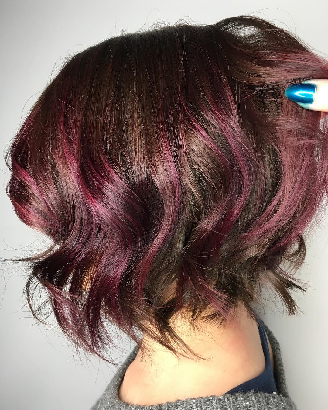 38 Super Cute Ways To Curl Your Bob – Popular Haircuts For Women 2017 Regarding Cute Curly Bob Hairstyles (View 7 of 25)